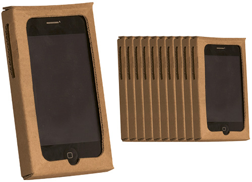 Сделать чехол для телефона из картона
