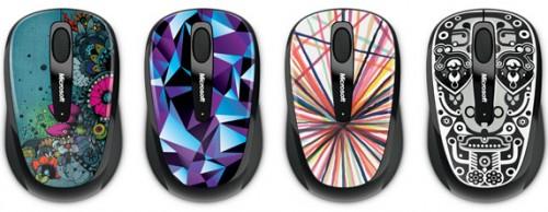 дизайнерские мышки Microsoft
