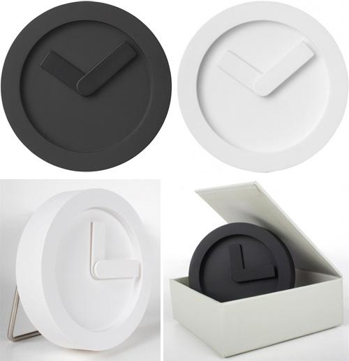 минималистичные часы Icon Clock
