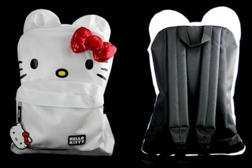 рюкзак с ушками Hello Kitty