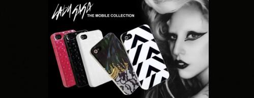чехлы Lady Gaga на iPhone 4