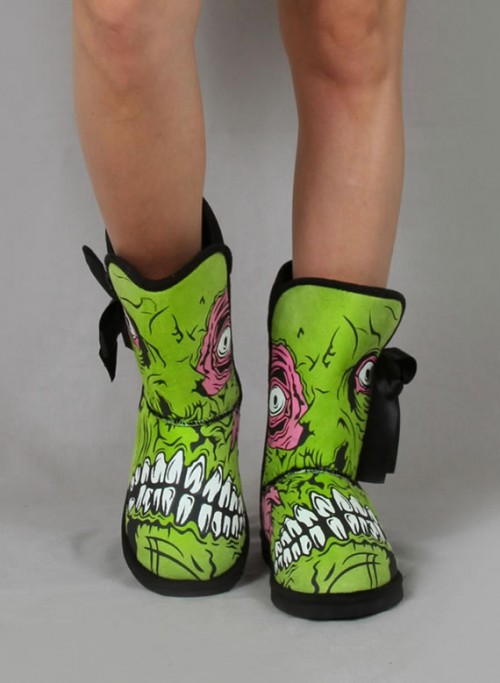 сапожки Zombie Stomper