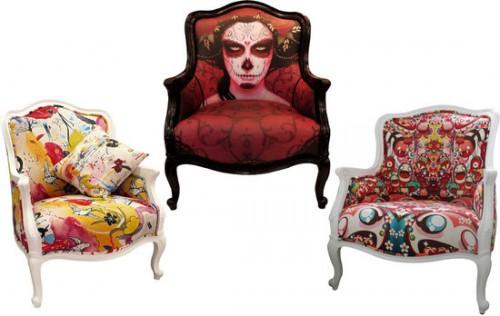 дизайнерские кресла limited edition