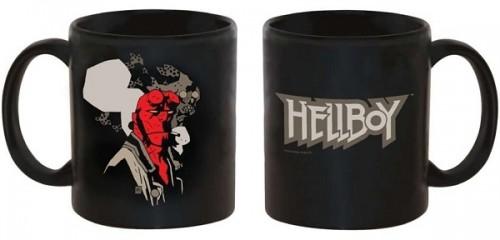 кружка Hellboy