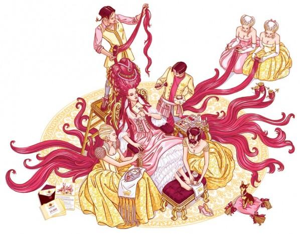 каталог салонов красоты Royal Beauty