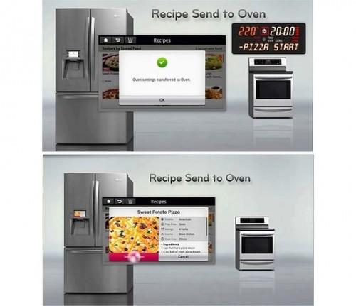 холодильник Smart от LG