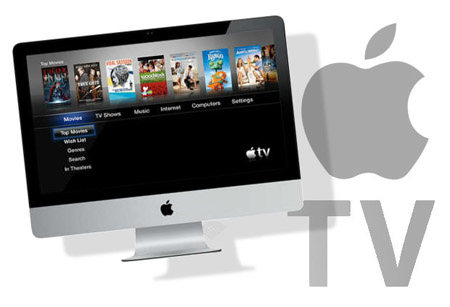 Apple HDTV слухи