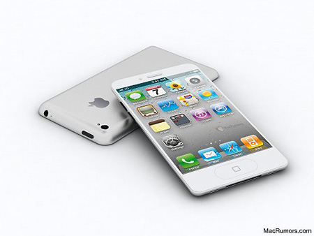 Apple iPhone 5 слухи