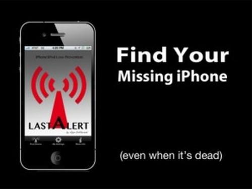 приложение last alert для iphone