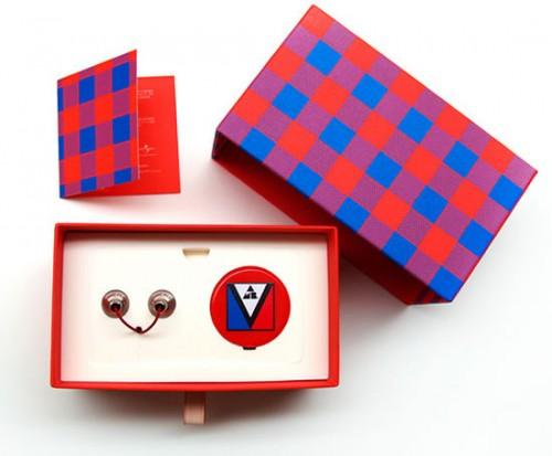плеер Louis Vuitton Playbutton