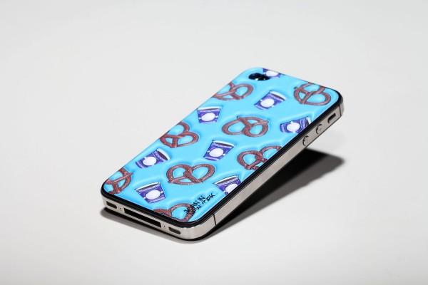 Сделать чехол на айфон 4