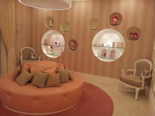 спа-центр Hello Kitty Beauty Spa
