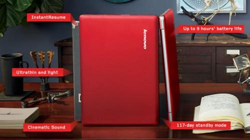 ультрабуки Lenovo IdeaPad U410