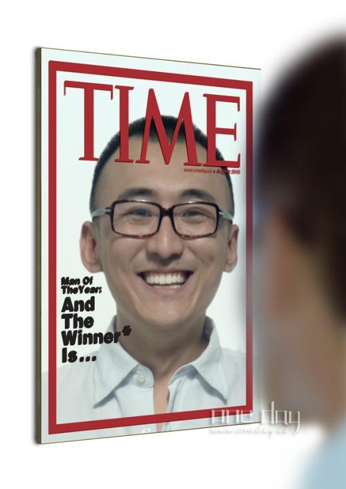 зеркало обложка журнала