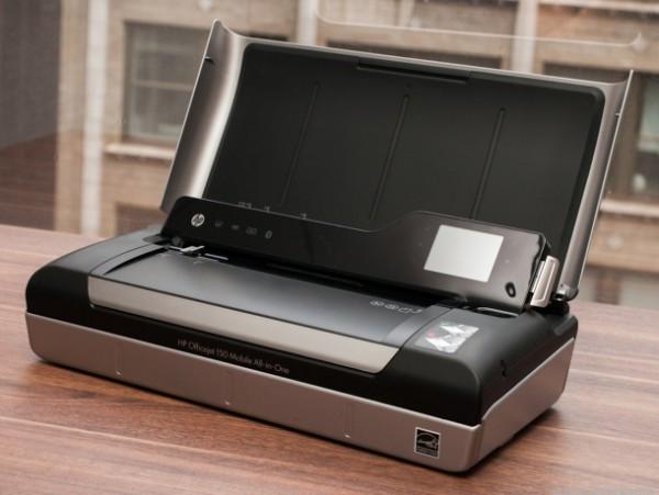 мобильный принтер HP Officejet 150 Mobile