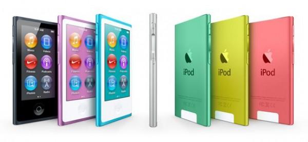 Новый Apple iPod Nano