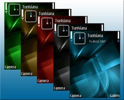 Как устанавливать темы на Nokia