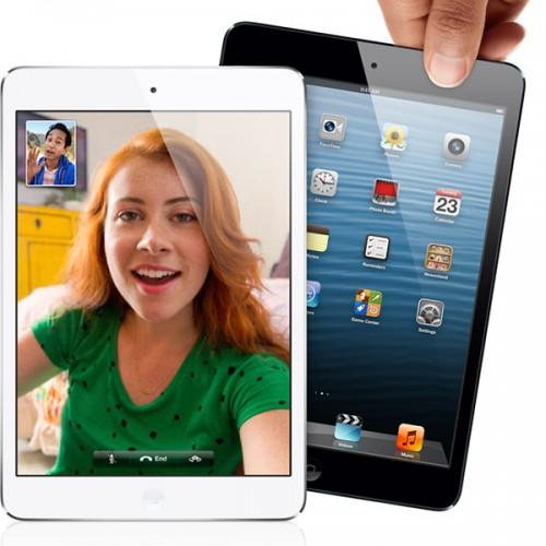 обзор Apple iPad Mini