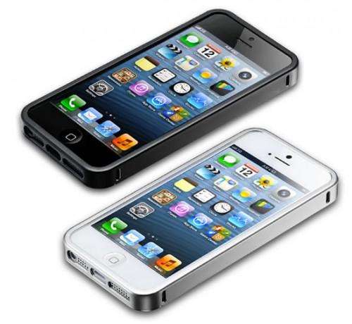 iPhone 5 бампер из авиационного сплава
