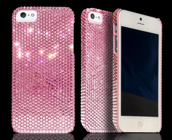 Чехол swarovski series для iphone 5