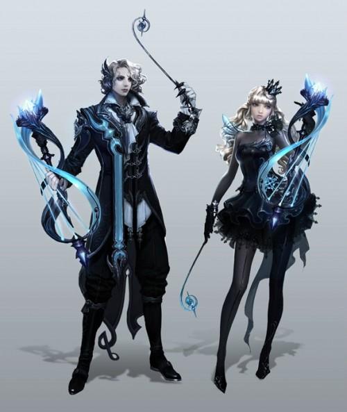 Aion: Ascension оружие