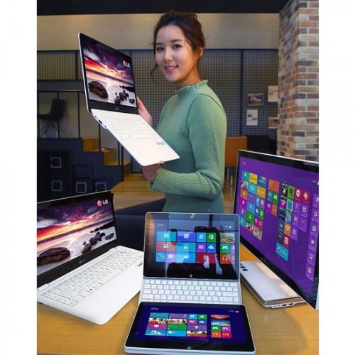 компьютеры LG на CES 2013