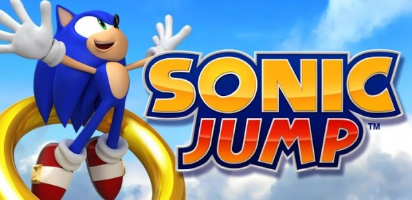 Android игра Sonic Jump