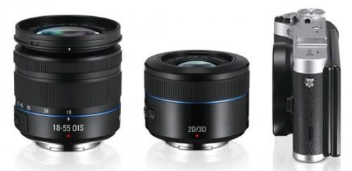 Цифровая камера Samsung NX300