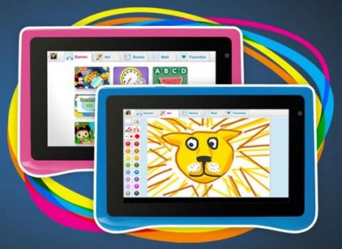 детские планшеты Ematic FunTab