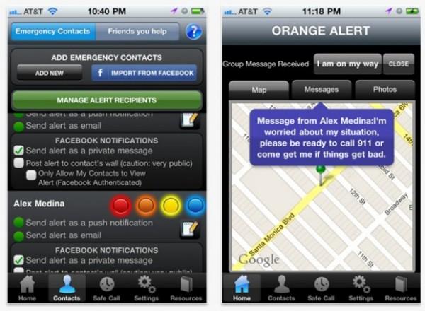 Приложение RealHelp для iPhone
