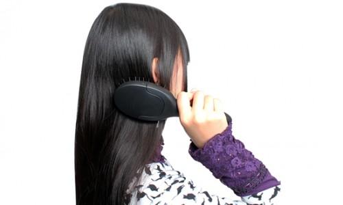 USB-расческа Self Misting Hairbrush