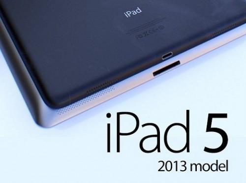 каким будет iPad 5