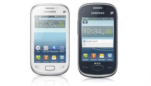 телефоны Samsung REX