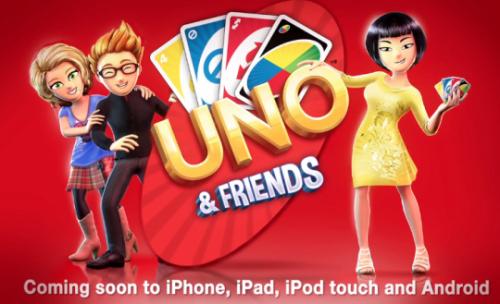 игра UNO & Friends