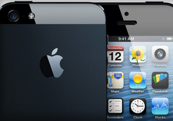 Apple iPhone 5S слухи