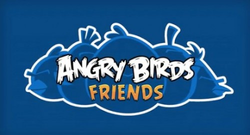 игра Angry Birds Friends