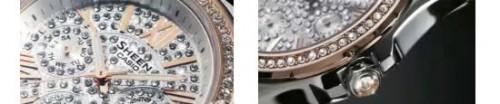 часы Casio SHE-3504 со Swarovski
