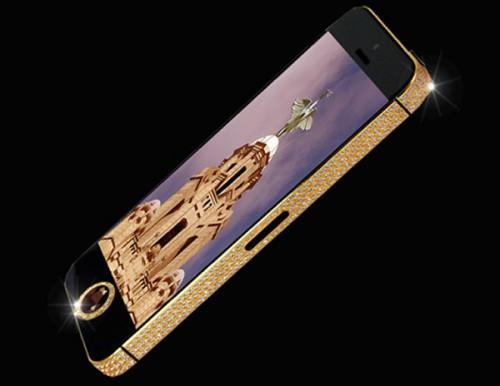 самый дорогой Apple iPhone 5