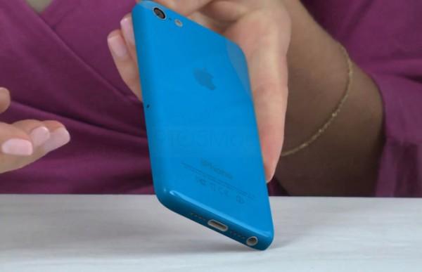 бюджетный iPhone цвета