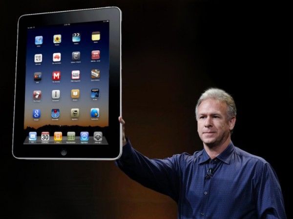 большой iPad слухи
