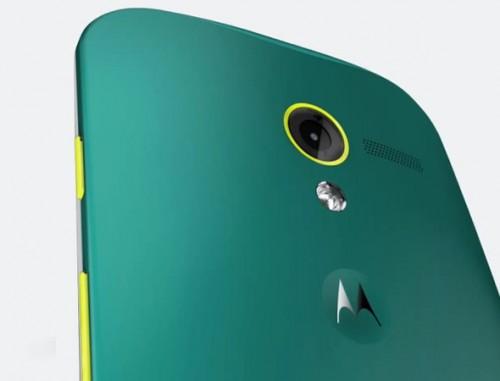 смартфон Moto X камера