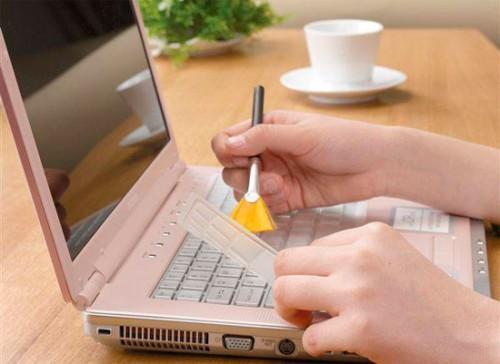 правила чистки ноутбука