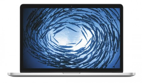 MacBook Pro с диспеем Retina