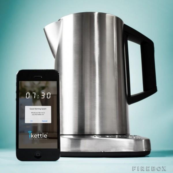 электрический чайник iKettle с WiFi