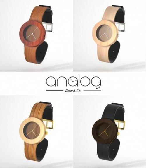 деревянные наручные часы Carpenter