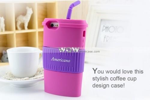Чехол Coffee Cup для iPhone 5/5s