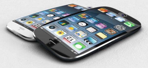 iPhone с изогнутым дисплеем