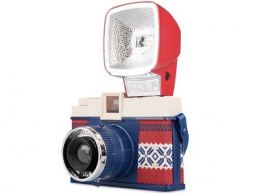 фотоаппарат Lomography Diana F+ Winter Edition