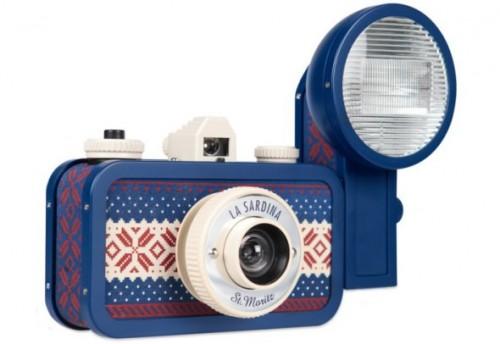 фотоаппарат Lomography La Sardina Winter Edition