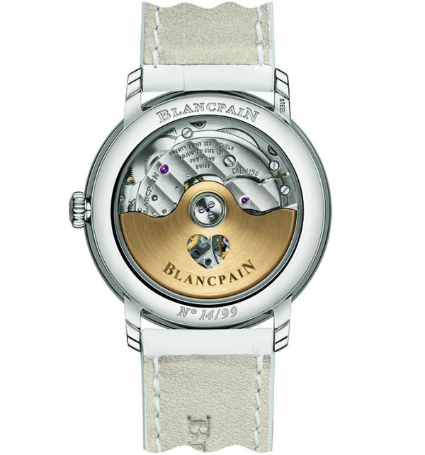 наручные часы Blancpain Saint Valentin 2014